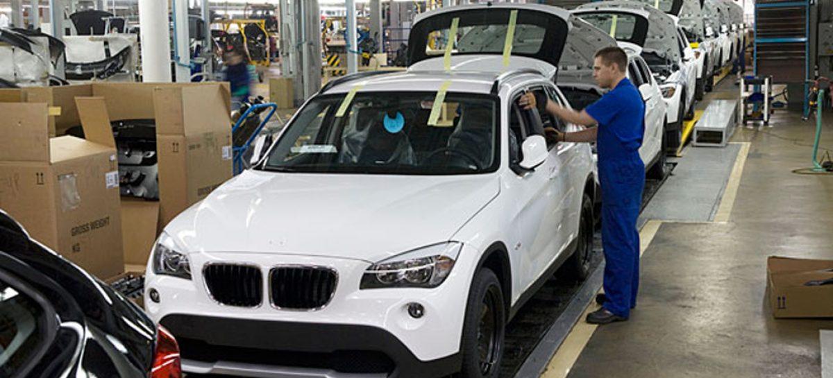 Если BMW произведен в Калининграде