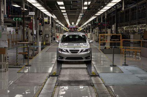 Saab ищет инвесторов для возобновления производства