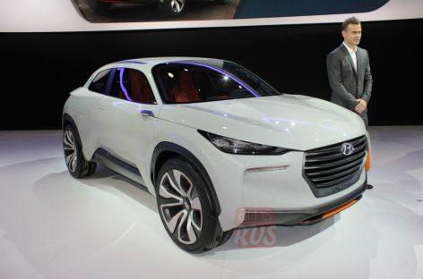 Hyundai Intrado едет на водороде