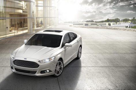 Ford Mondeo: Глобальный игрок