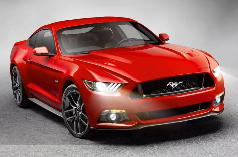 Ford Mustang: Дикая лошадь