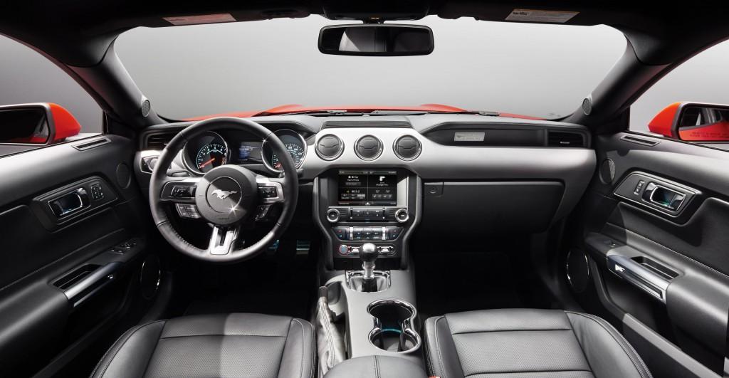 Ford Mustang нового поколения