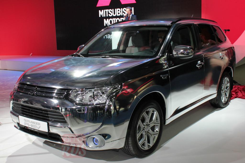 Mitsubishi PHEV