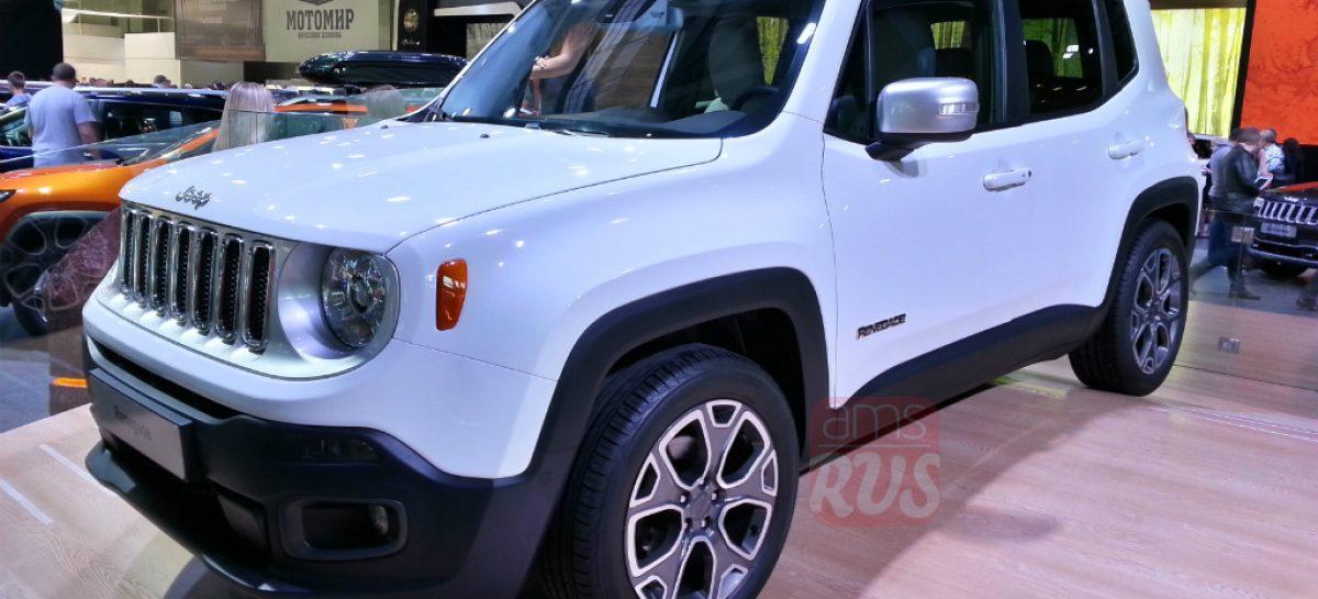 Jeep Renegade: невозможное возможно