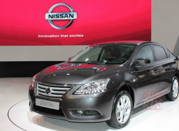 Nissan Sentra – новый седан для России
