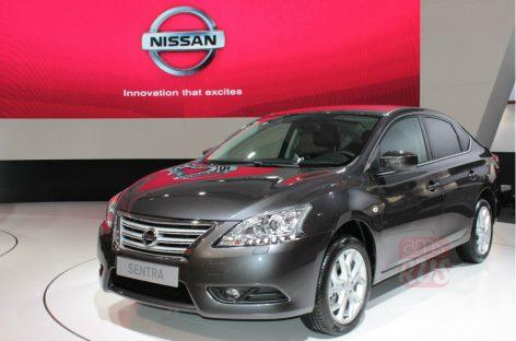 Nissan Sentra — новый седан для России