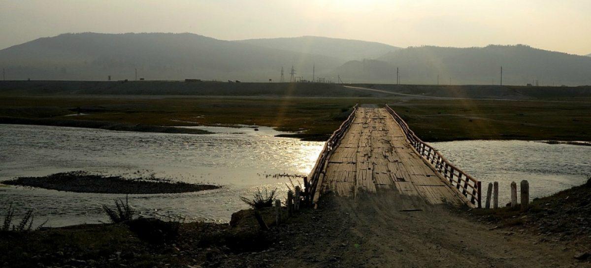 Волок.Монголия. Озерный край