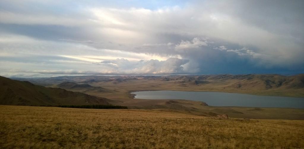 Озеро Цэгээн Нуур