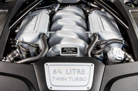 Компания Bentley рассекретила заряженную версию флагмана Mulsanne – Speed