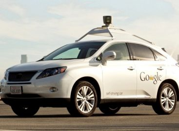 Автопилотируемые машины Google могут ездить по дорогам общего пользования в Неваде
