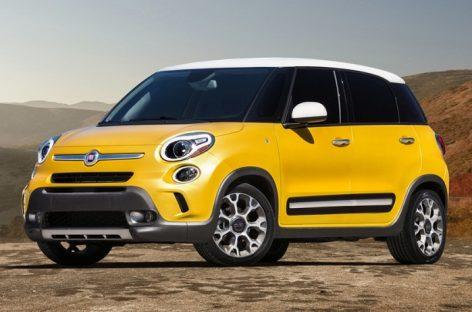 Компания Fiat начала отзывную кампанию модели 500L