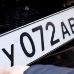 Путин подписал указ о запрете сотрудникам ГИБДД снимать номера с машин