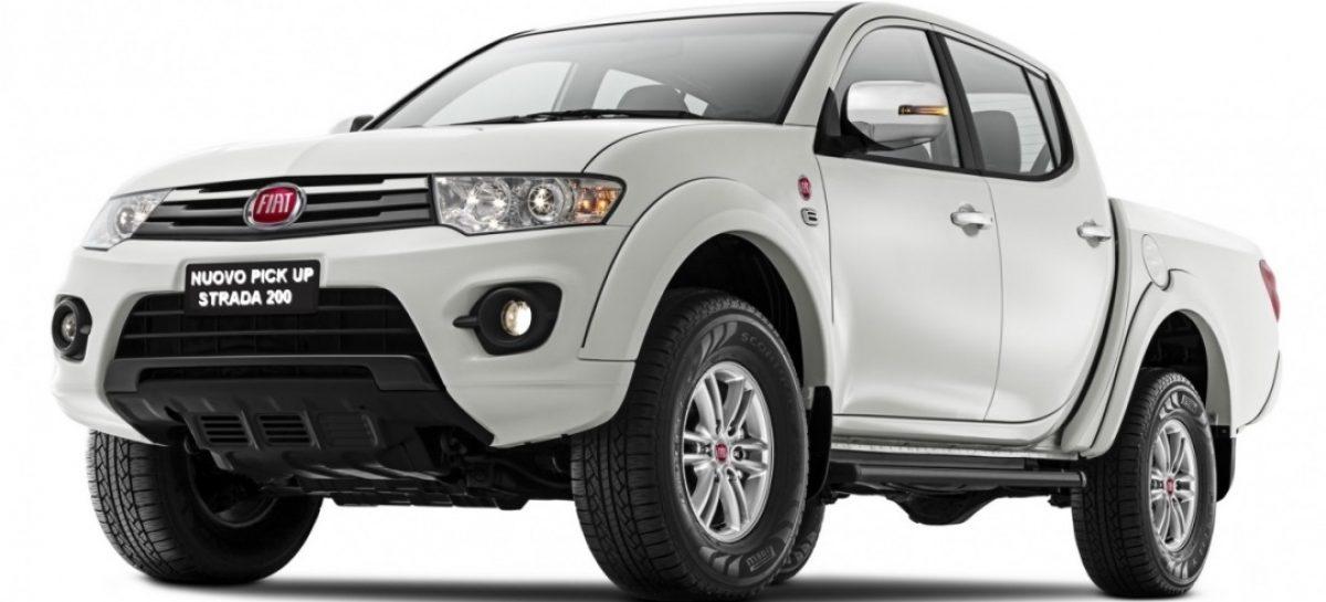 Mitsubishi L200 превратится в новый пикап от Fiat