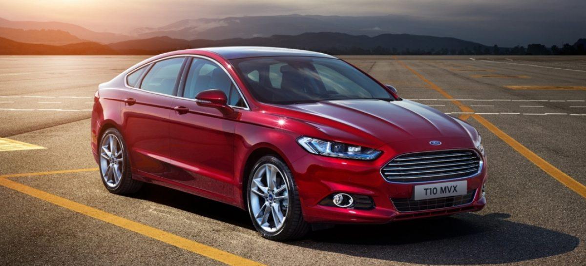 Ford Mondeo для европейского рынка