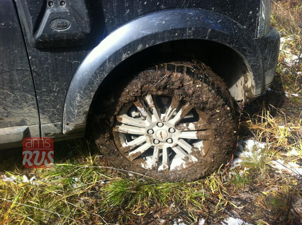 На Land Rover Discovery по горному Алтаю