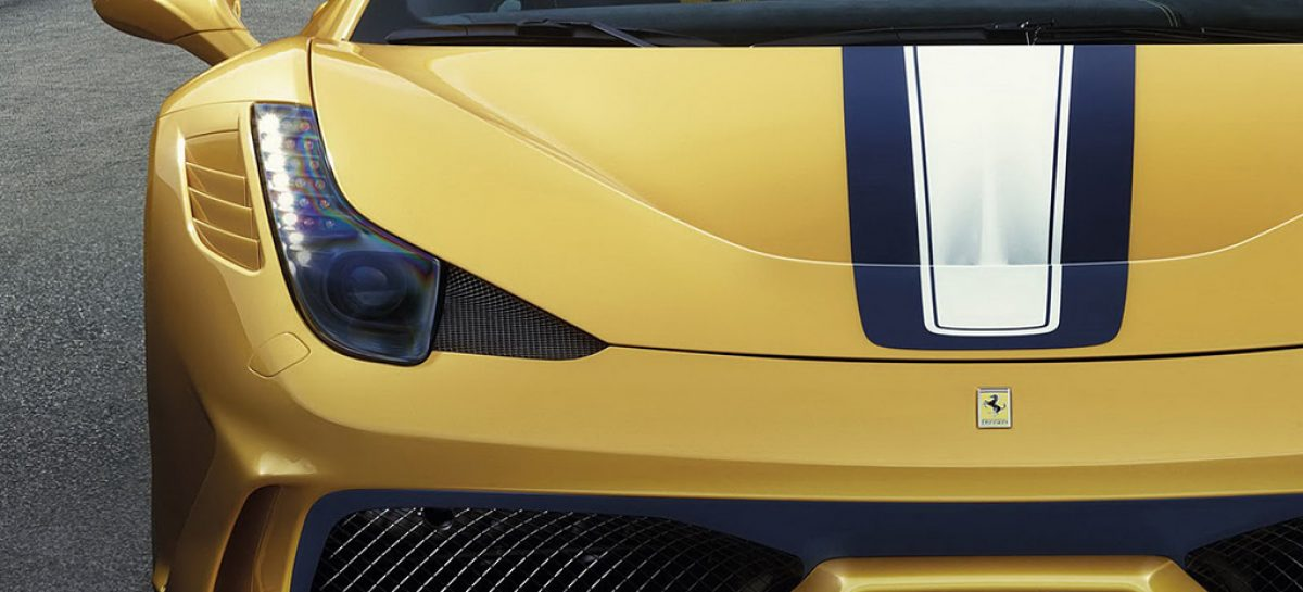 Золотая клетка для Ferrari и Porsche
