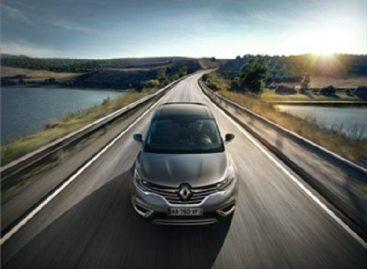 Renault на международном автомобильном салоне представит новый Espace