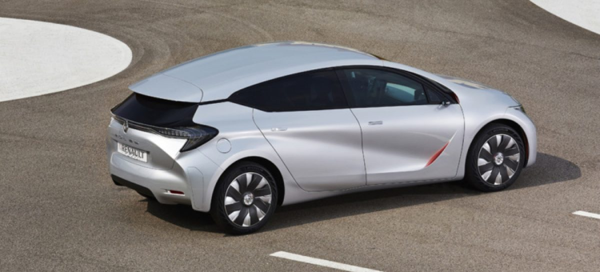 Renault EOLAB – витрина для инноваций в пользу окружающей среды