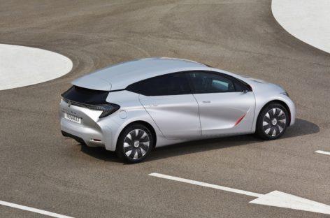 Renault EOLAB — витрина для инноваций в пользу окружающей среды