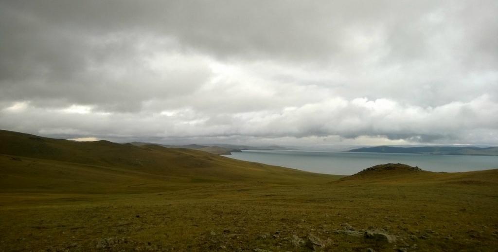 Озеро Сангийн Далай Нуур