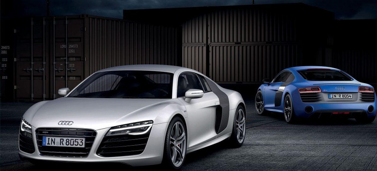 Китай и США компенсируют потери Audi на российском авторынке