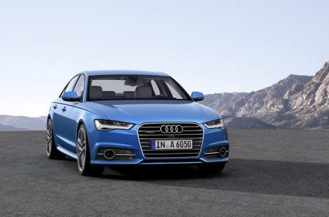 Посвежевшая Audi A6 стала еще более технологичной