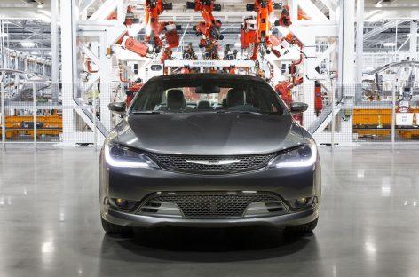 Виртуальный тур по сборочному заводу Chrysler 200