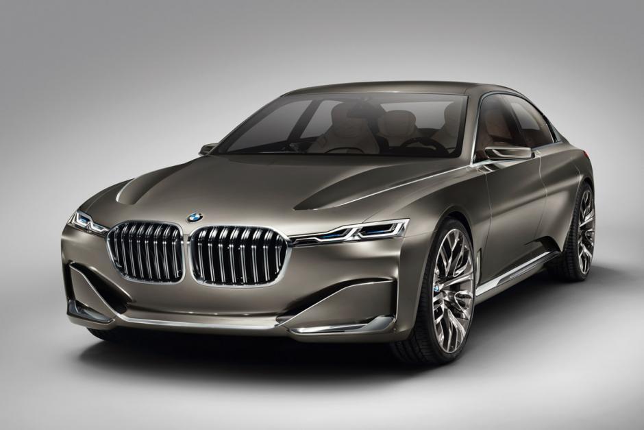 BMW 7-series 2015