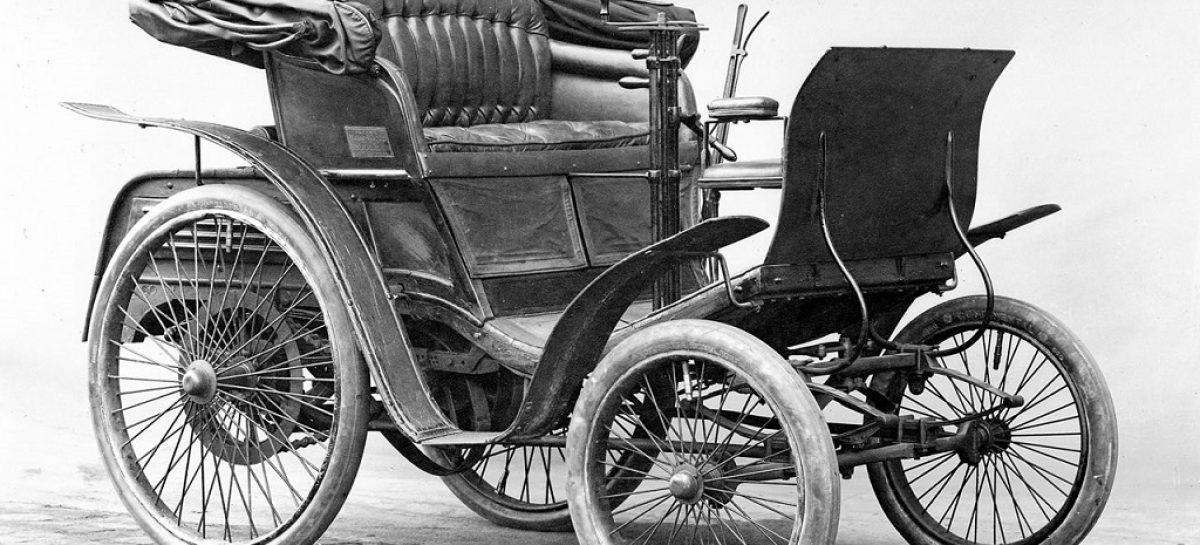 Benz модели Velo – начало истории автомобилей