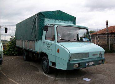 Stradair – совместная работа Berliet и Citroen
