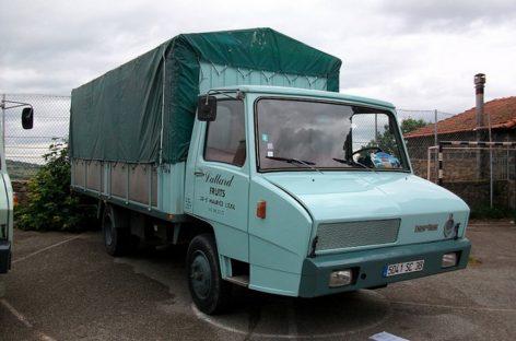 Stradair — совместная работа Berliet и Citroen