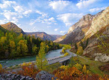 Чуйский тракт вошел в десятку самых красивых дорог мира