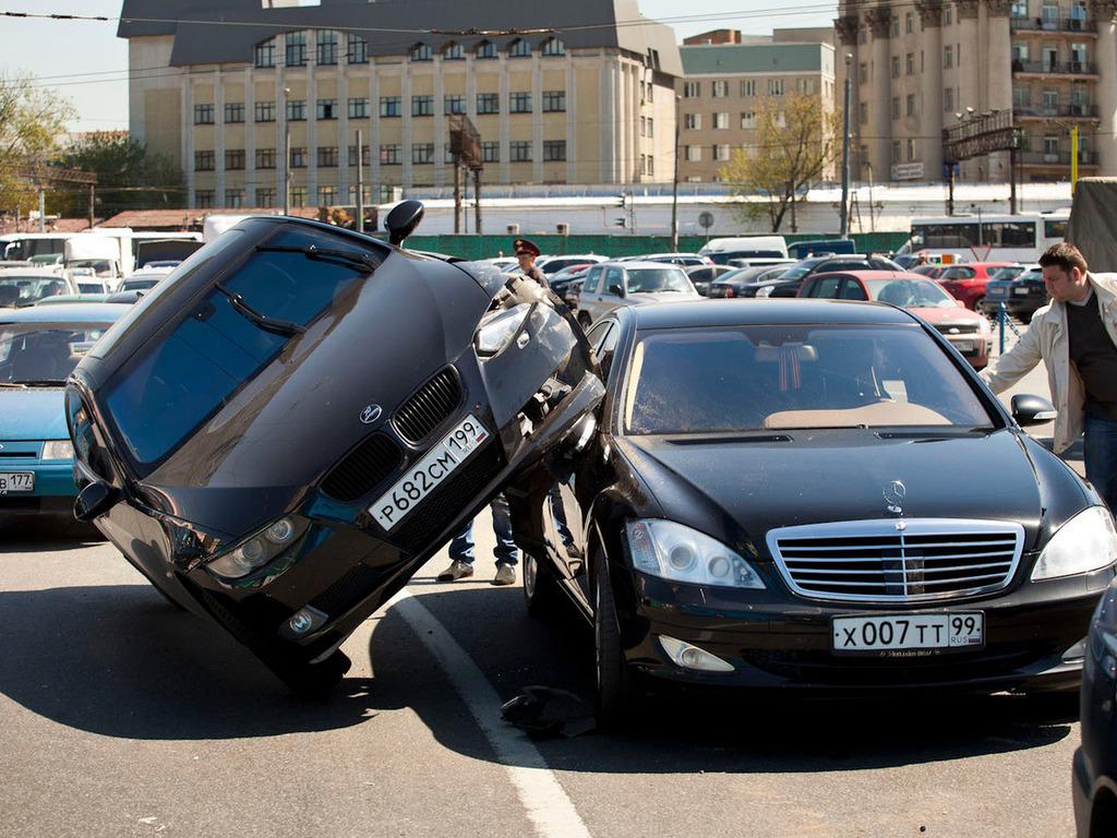 ОСАГО при групповых авариях упростят