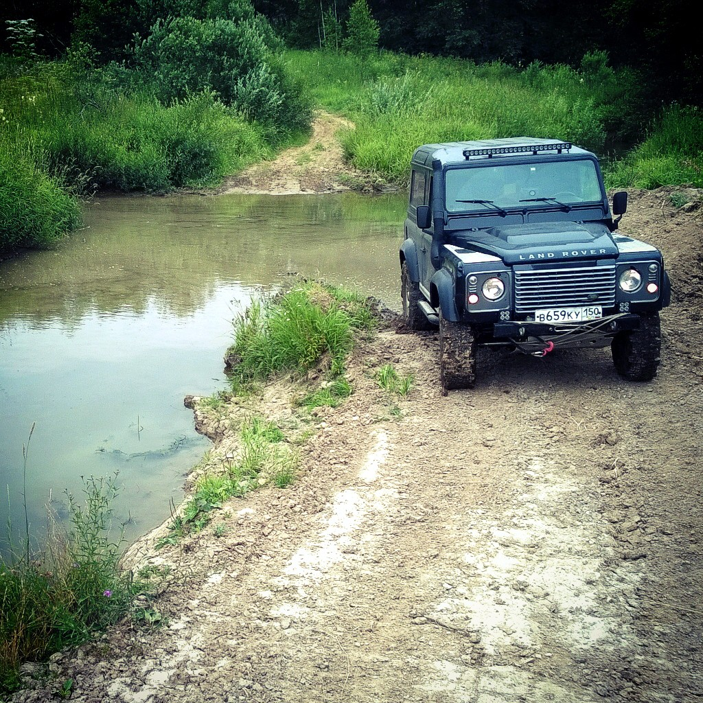 Land Rover Deffender