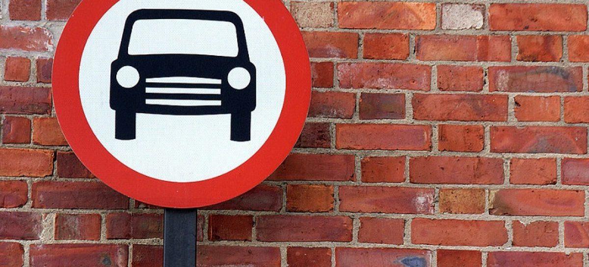 Проведение акции День без автомобиля — не народная инициатива