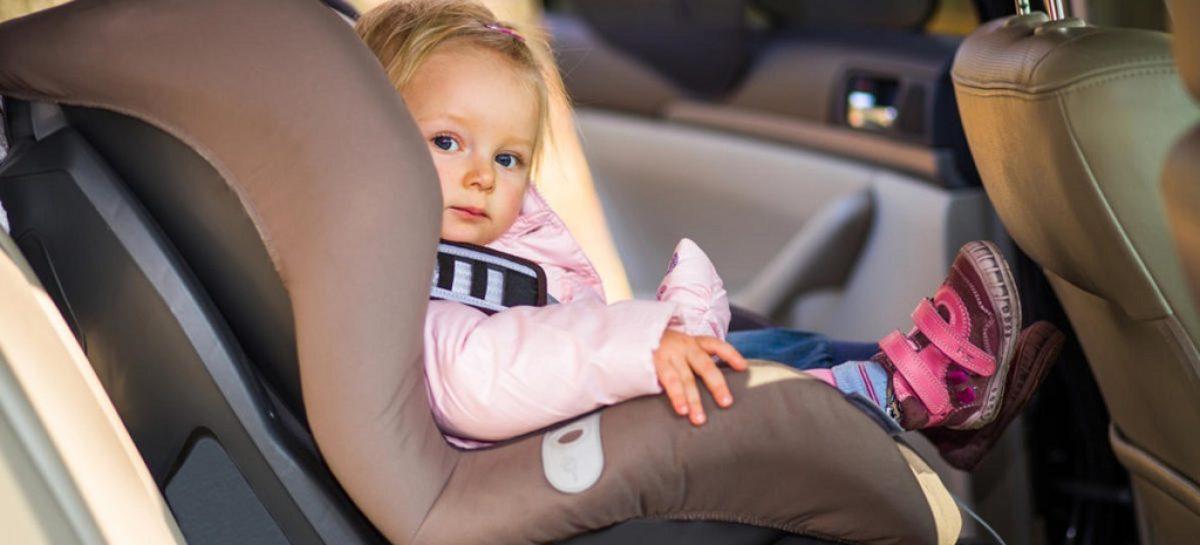 Детей можно возить без автокресла