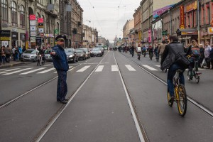 Дороги Санкт-Петербурга