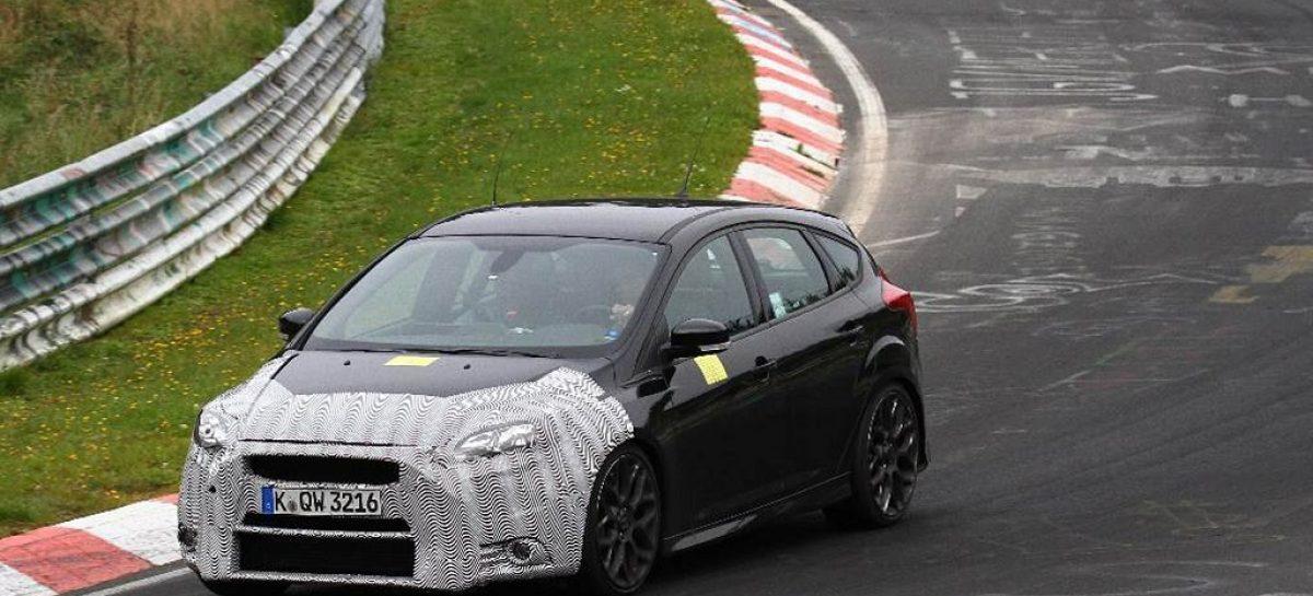 Ford Focus RS нового поколения поступит в открытую продажу в 2016 году