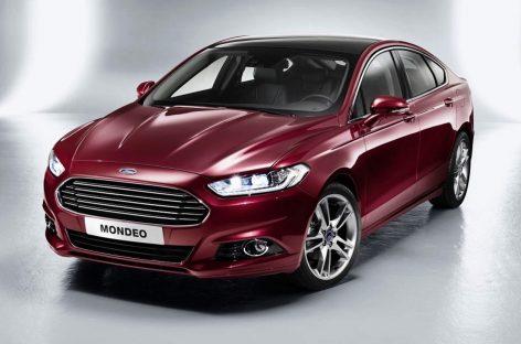 Новый Ford Mondeo: информация и детали