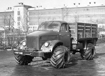Вездеход ГАЗ-63 – гордость Горьковского автозавода