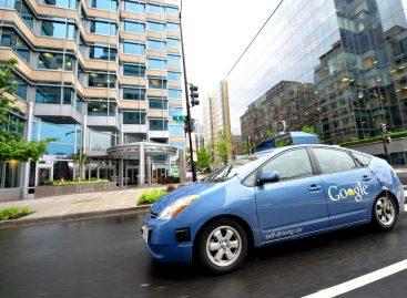 Self-Driving Car от Google боится дождя