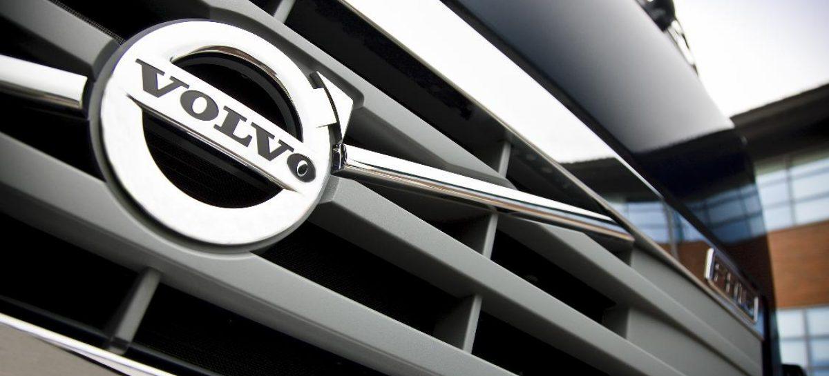 Разговорчивый грузовик от Volvo