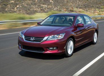 Honda Accord – лидер по угонам в США