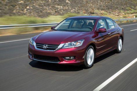 Honda Accord — лидер по угонам в США