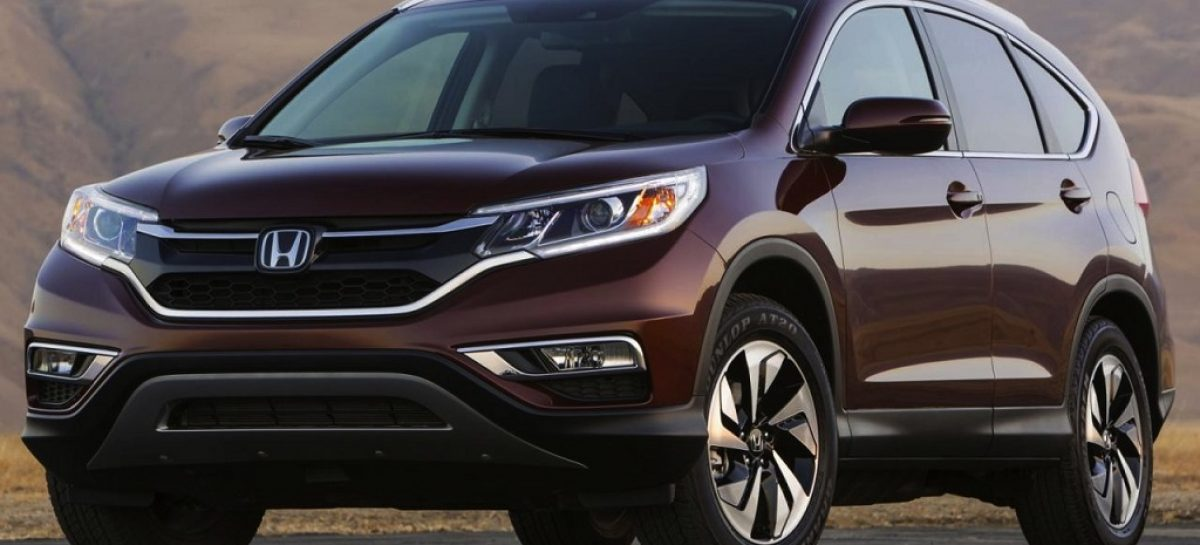 Новая Honda CR-V скоро поступит на европейские рынки
