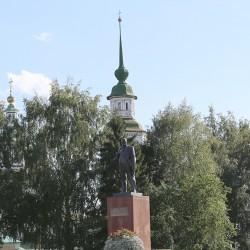 Историческая застройка Устюга