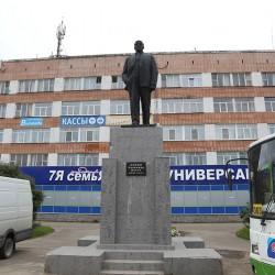 Центр Коряжмы