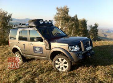 Путешествие на Land Rover Discovery на Горный Алтай. Часть первая
