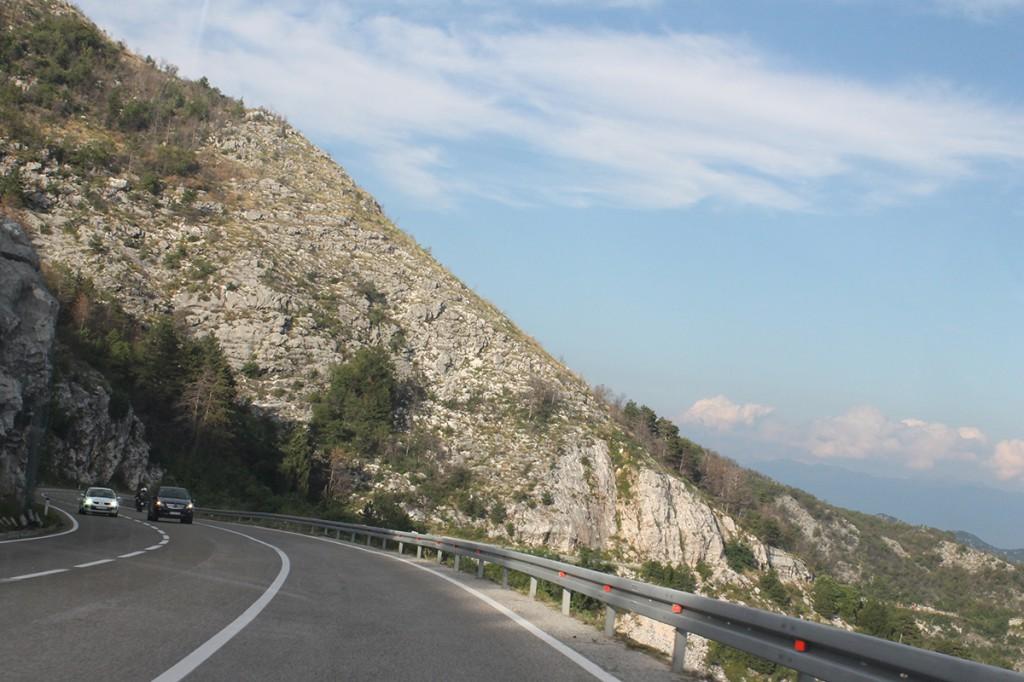 Черногорская автотрасса