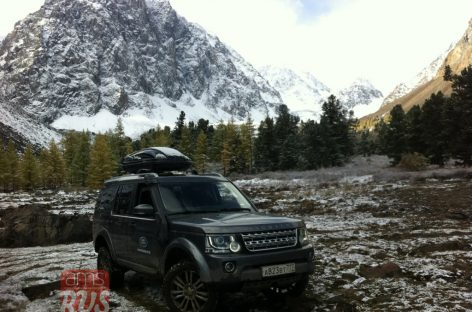 Путешествие на Land Rover Discovery на Горный Алтай. Часть вторая